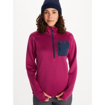 Women's Olden Polartec® ½-Zip Jacket