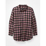 Women's Nicolet Lightweight Long-Sleeve Flannel Shirt Plus image number 0