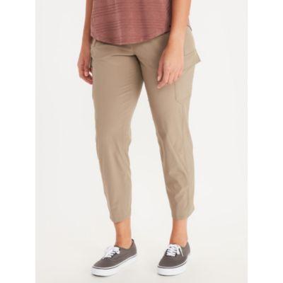 Women's Elda UPF 50 Cargo Ankle Pants