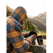 Men's Lanigan Insulated Long-Sleeve Flannel Hoody image number 4