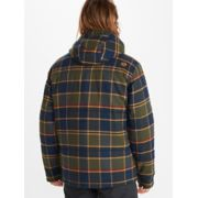 Men's Lanigan Insulated Long-Sleeve Flannel Hoody image number 1