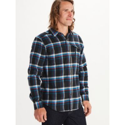 Men's Tromso Midweight Long-Sleeve Flannel Shirt