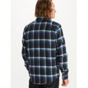 Men's Tromso Midweight Long-Sleeve Flannel Shirt image number 1