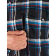 Men's Tromso Midweight Long-Sleeve Flannel Shirt image number 4