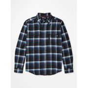 Men's Tromso Midweight Long-Sleeve Flannel Shirt image number 3
