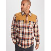 Men's Needle Peak Midweight Flannel Shirt image number 0
