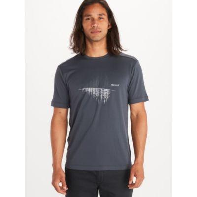 Men's Hike Leisure Short-Sleeve T-Shirt