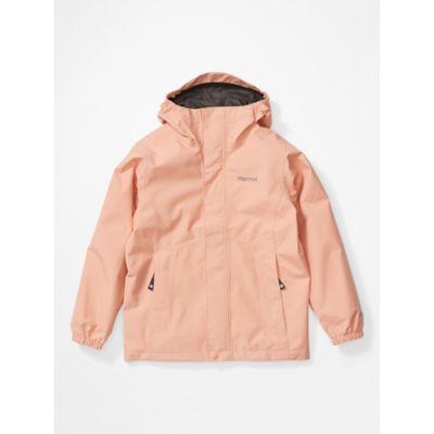 36100-6878-Girl's Minimalist Jacket-PLEM