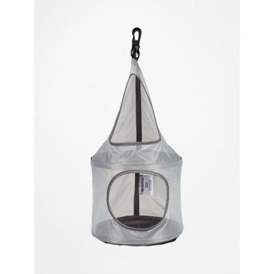 Birdhouse 2-Shelf Hanging Tent Organizer
