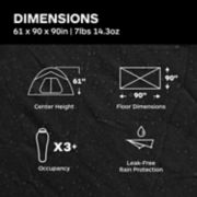 Mantis 3-Person Plus Tent image number 7