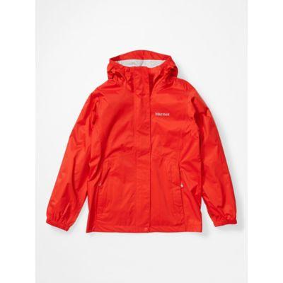 Girls' PreCip Eco Jacket