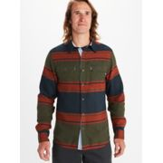 Men's Del Norte Midweight Flannel Long-Sleeve Shirt image number 0