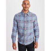 Men's Jasper Midweight Flannel Long-Sleeve Shirt image number 0