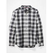 Men's Harkins Lightweight Flannel Long-Sleeve Shirt image number 3