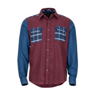 Pinyon Midweight Flannel Long-Sleeve