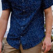 Men's Lykken Short-Sleeve Shirt image number 8
