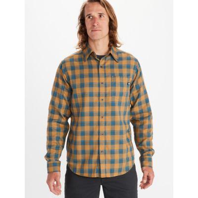 Men's Bodega Lightweight Flannel Long-Sleeve