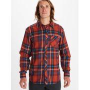 Men's Anderson Lightweight Flannel Long-Sleeve Shirt image number 0