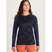 Women's Crystal Long-Sleeve Shirt image number 2