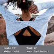 Women's Taylor Canyon Long-Sleeve Shirt image number 4