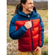 Men's Guides Down Hoody image number 7