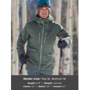Men's Schussing Featherless Jacket image number 4
