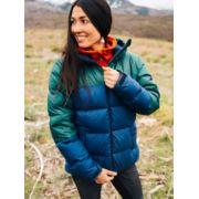 Women's Guides Down Hoody image number 4
