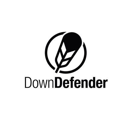 down defender logo