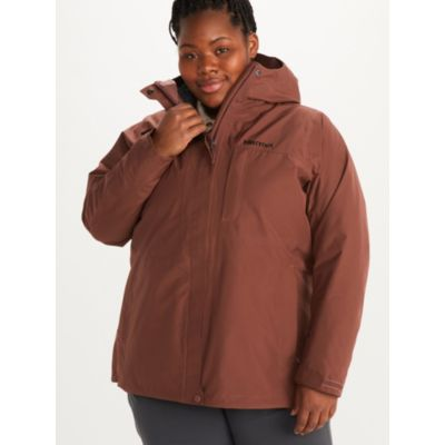 Women's Minimalist Component 3-in-1 Jacket Plus