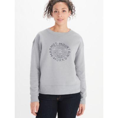 Women's Mountain Works Crew-Neck Sweatshirt