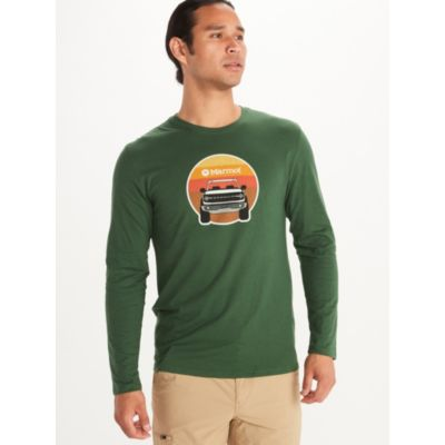 Marmot X Bronco Long-Sleeve T-Shirt